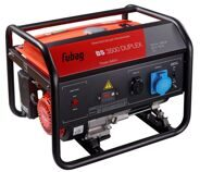 Бензиновый генератор FUBAG BS 3500 Duplex  838755